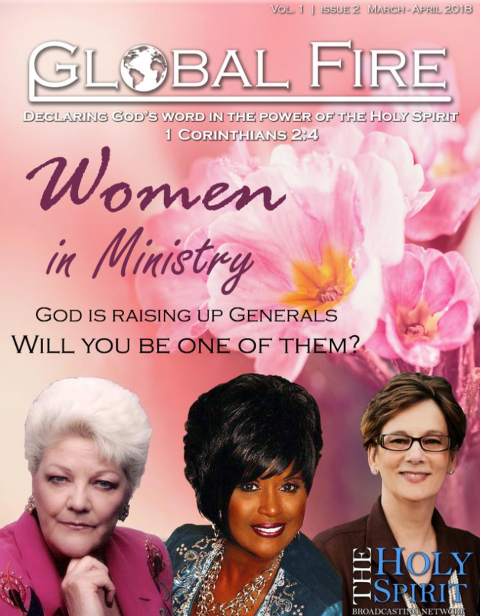 ministry magazine for christians